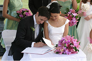 300px-Bride_and_groom_signing_the_book