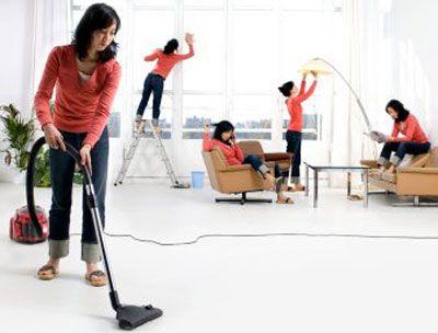 ev temizliyi
