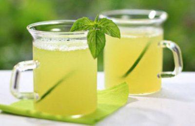 limon suyu ve bal