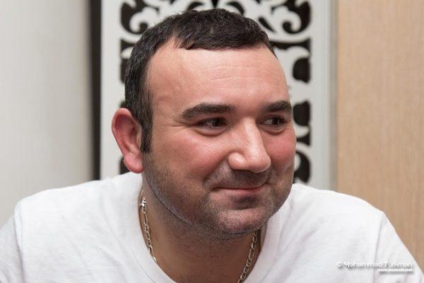 Elsen Hacibabayev