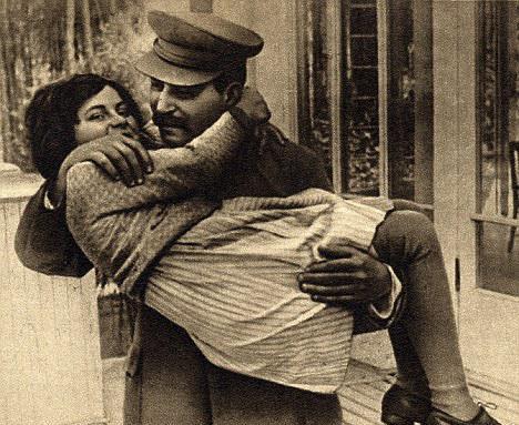 Stalinin qizi