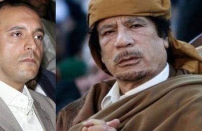 qeddafi