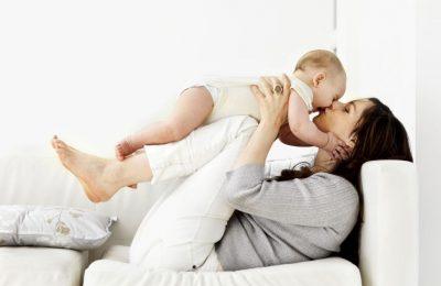 Мама и ребкнок
