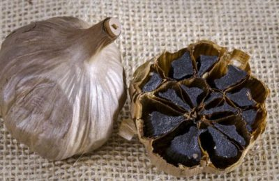 Qara sarımsaq