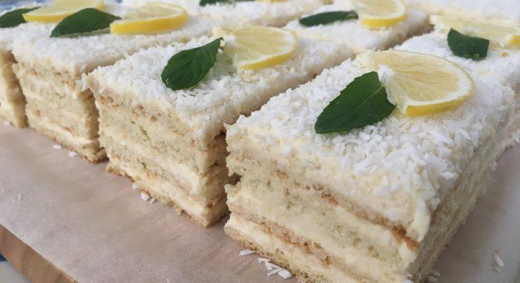limonlu tort