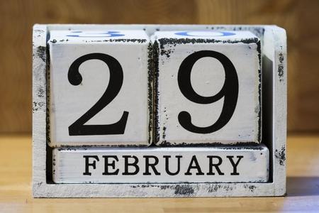 29 fevral