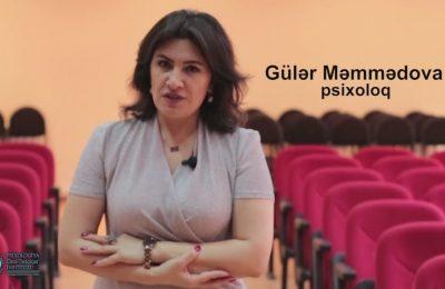 Guler memmedova psixoloq