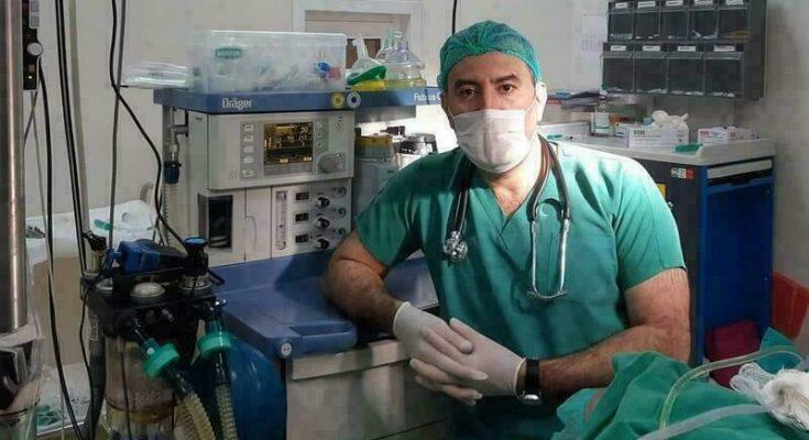anestezioloq-reanimatoloq sahin Memmedov