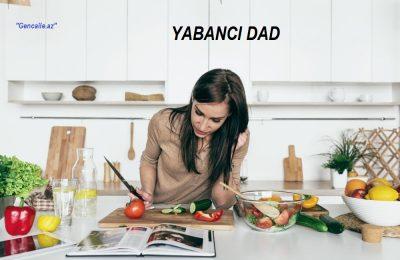 yabanci dad