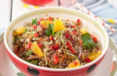 qarabasaq salati